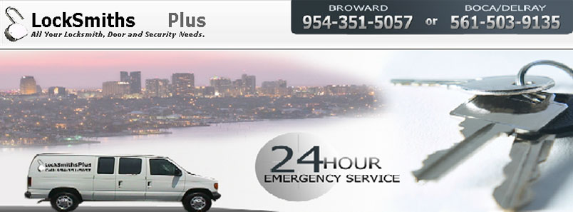 locksmith fort lauderdale emergency locksmith