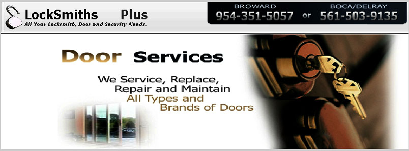door locksmith services